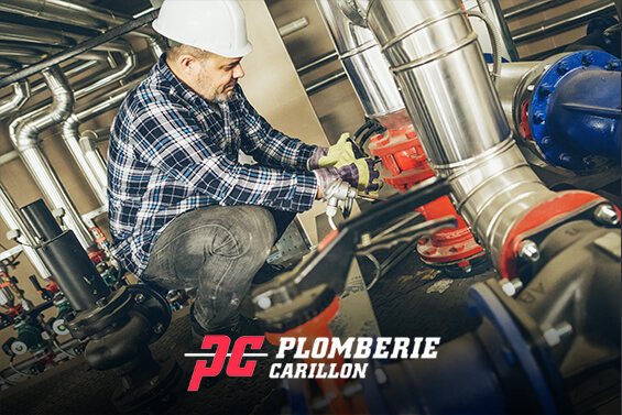 Plomberie Carillon - Travailleur