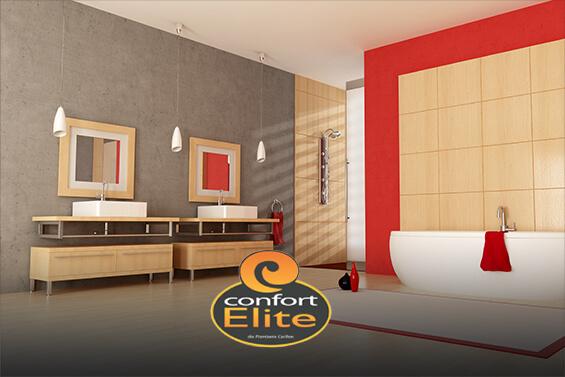 Confort Elite - Salle de bain